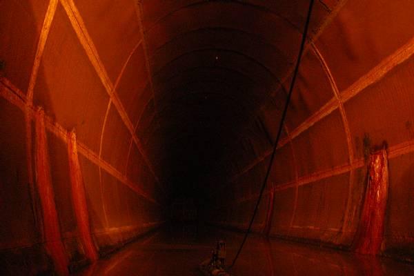 Oil storage tunnel