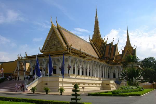 Palace, Phnom Penh